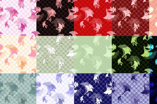 12-ginko-leaves-pattern-illustrator
