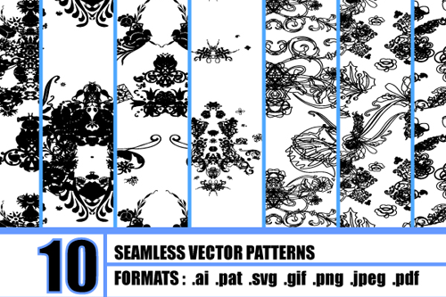 15-r2010-vector-patterns-pack