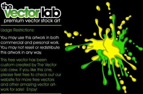 20.Splatters-vectors