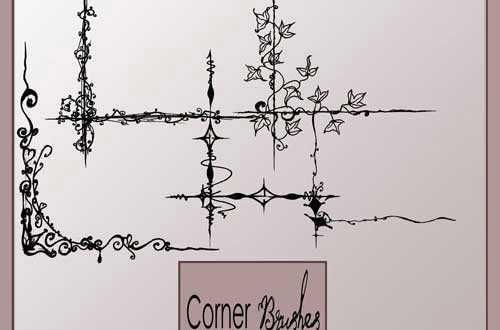 12.photoshop-corner-brushes