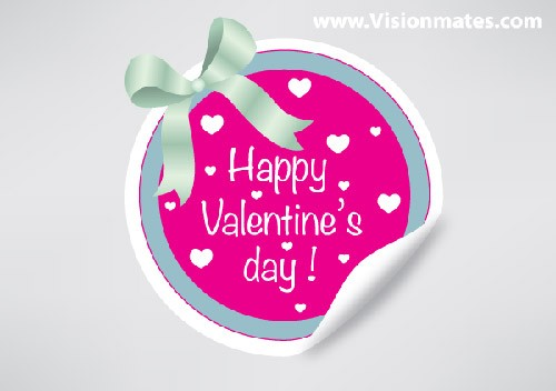 148-valentines-day-sticker-vector-free