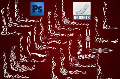 24.photoshop-corner-brushes