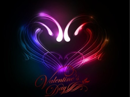 Abstract-Valentines-Day-Heart-Background-452x336