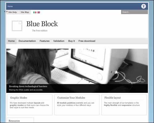 Blue_Block_Free_Joomla_Template