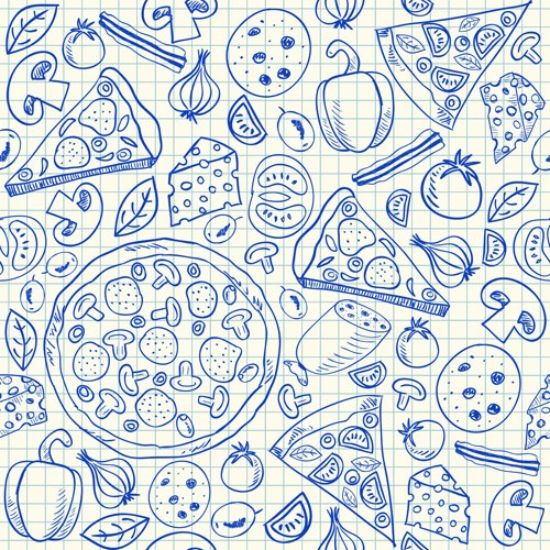 Hand-Drawn-Fast-food-elements-01