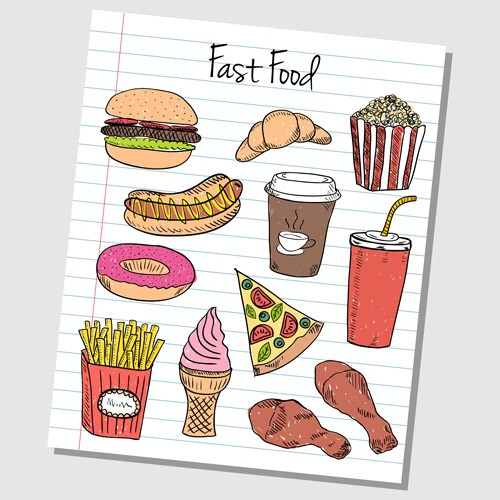 Hand-Drawn-Fast-food-elements-03