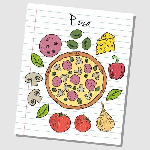 Hand-Drawn-Fast-food-elements-05