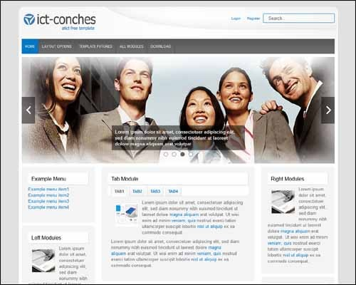 ICT_Conches_Free_Joomla_Template