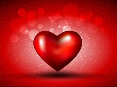 Red-Heart-on-Bokeh-Background-452x336