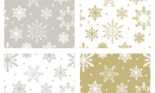Silver_and_Gold_Flake-christmas