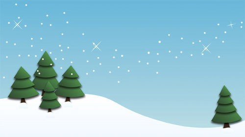 Winter-Trees-Background-christmas