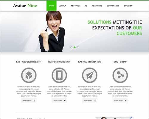 avatar-nine--free-joomla-corporate-business-template