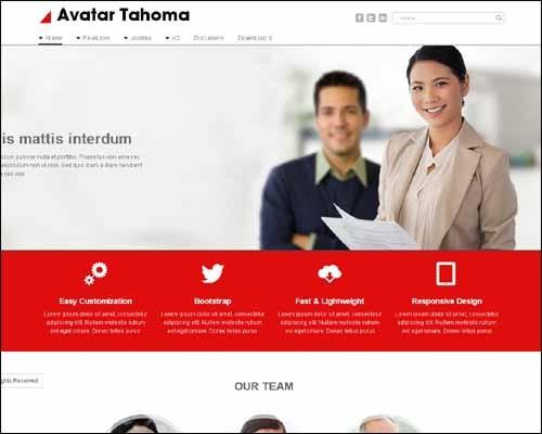 avatar-tahoma-free-joomla-template