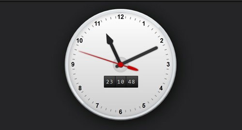 clock-codepen