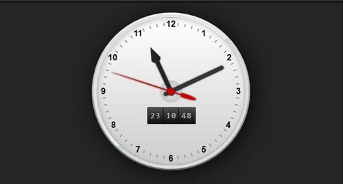 clock-codepen