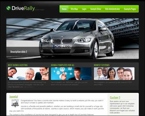 free-driver-template-for-joomla