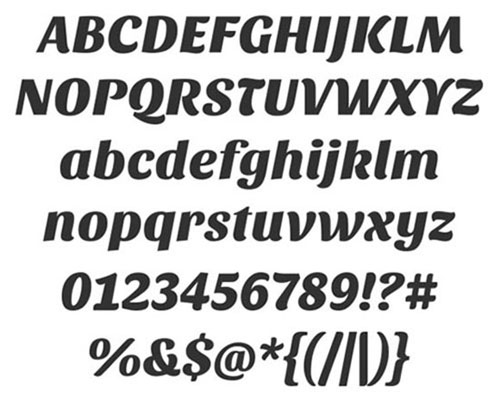 商用利用可!英語フリーフォント171:デザイナーなら持っておきたいプロフェッショナルな欧文フォントコレクション