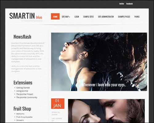 free-joomla-template-smartinblue