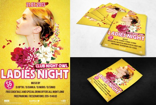 free_psd_flyer___ladies_night_by_printdesign-d6bt3zh