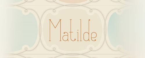 matilde-font
