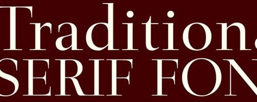 medio-font