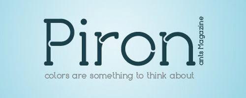 piron-font