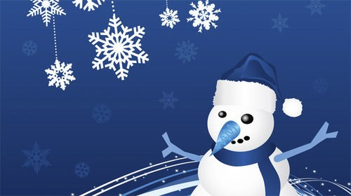 snowman_greeting_card-christmas