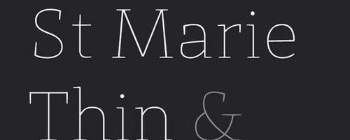 st-marie-font
