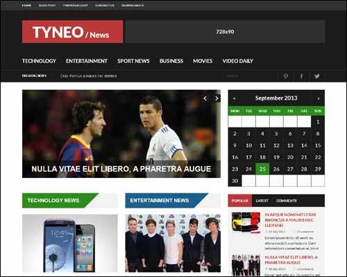 st-tyneo-free-joomla-gatget-news-magazine-portal-template