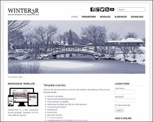 winter3r-free-premium-joomla-template