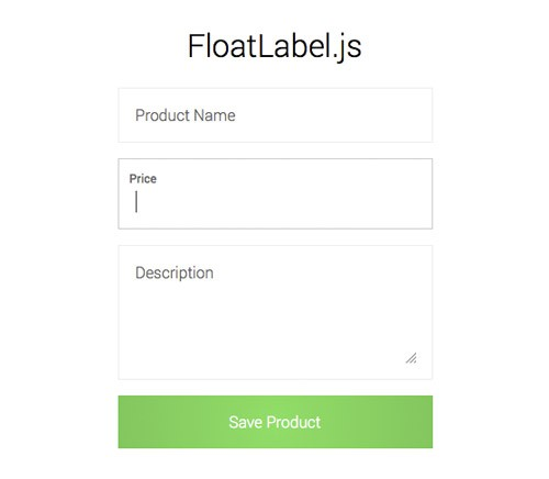 FloatLabel