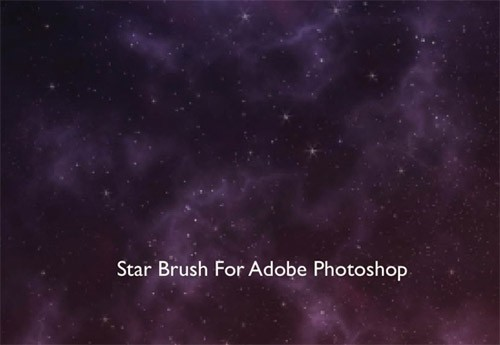star-galaxy-brushes