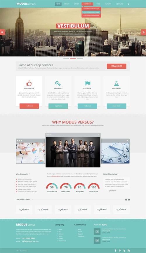 1-free-website-psd-templates