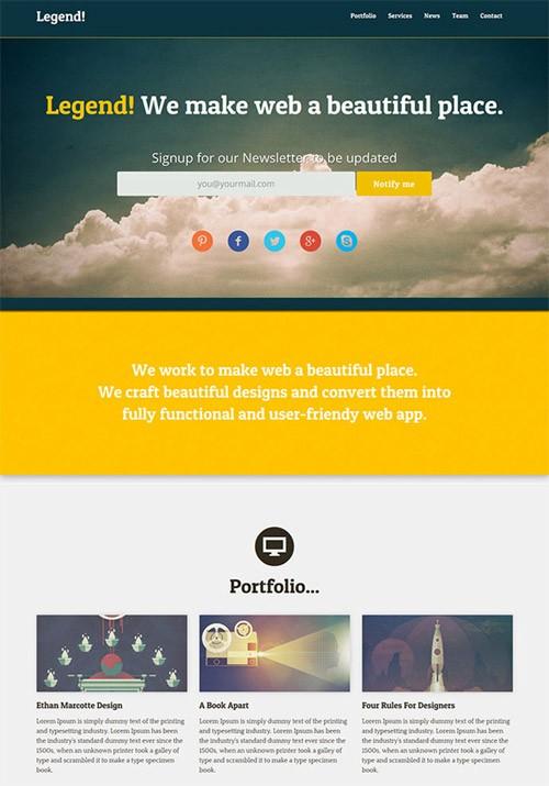 11-free-website-psd-templates