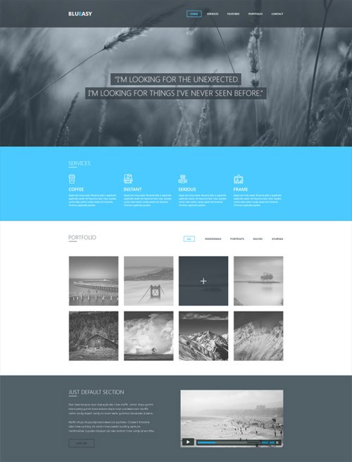 13-free-website-psd-templates