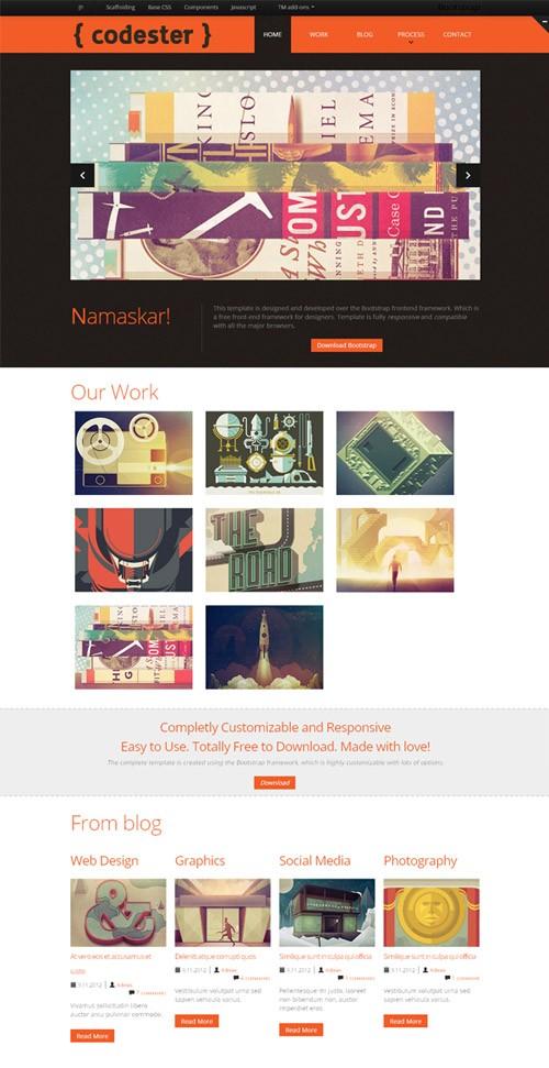 14-free-website-psd-templates