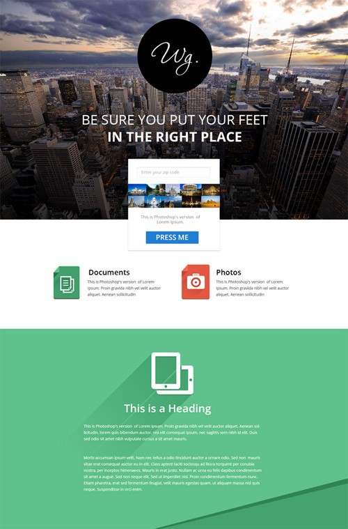 18-free-website-psd-templates