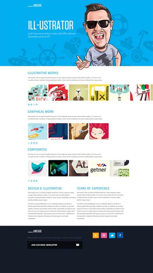 6-free-website-psd-templates