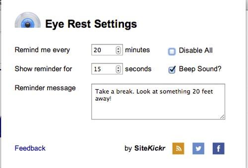 Eye-Rest