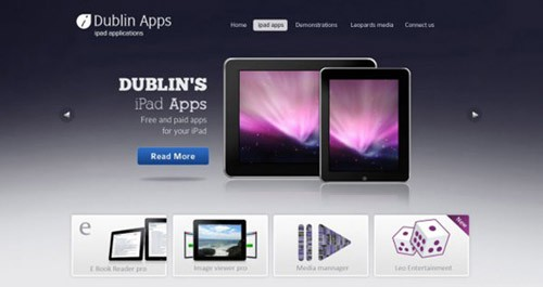 dublin-ipad-website-layout