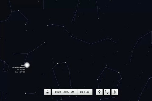 planetarium-chrome-app