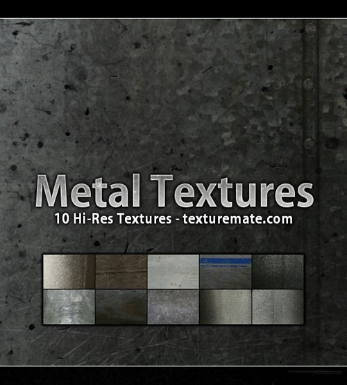 TexturePack-Metal1