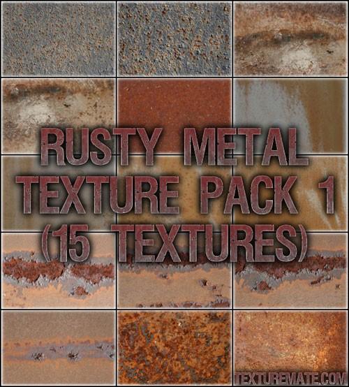 TexturePack-RustyMetal1