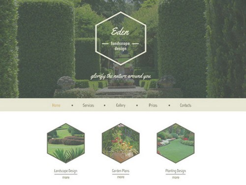 Theme-for-Exterior-Design-Website