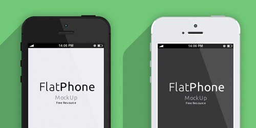 flatphone-mockup