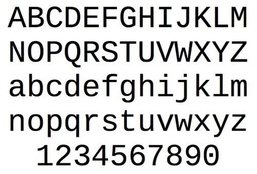 liberation-fonts