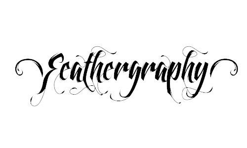 28-Feathergraphy