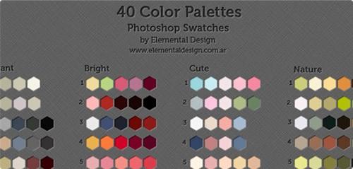 40-colors