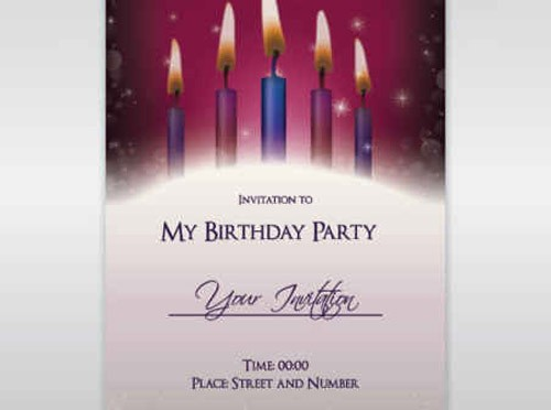 Birthday-Invitations-vector-background-452x336
