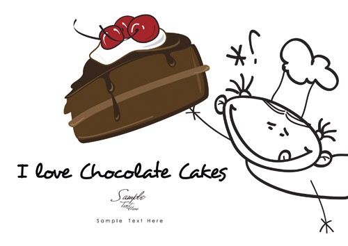 Cake-background-vector-04